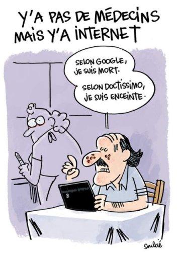Topicaflood : trolls, viendez HS ! - Page 13 Trop-de-mc3a9decine-sur-internet