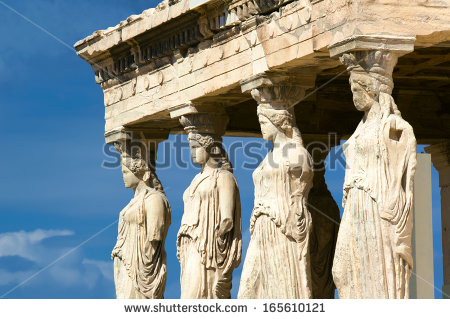 stock-photo-caryatides-acropolis-of-athens-greece-165610121 grece