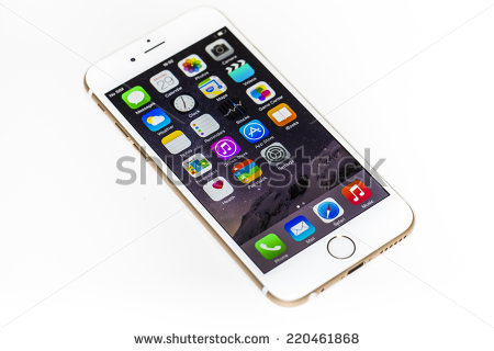 stock-photo-new-york-usa-september-studio-shot-of-a-white-iphone-showing-the-application-screen-220461868