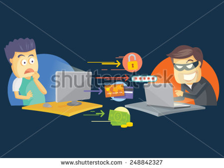 stock-vector-cute-printer-vector-cartoon-character-248842327 hacker