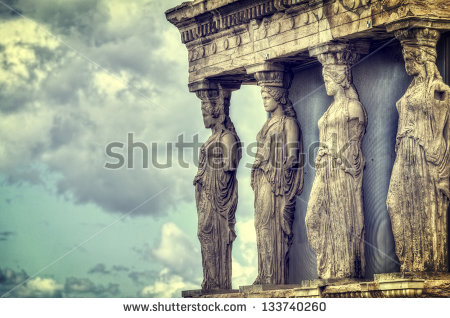 stock-photo-caryatids-in-erechtheum-from-athenian-acropolis-greece-133740260