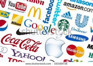 stock-photo-kiev-ukraine-february-a-logotype-collection-of-well-known-world-brand-s-printed-on-193169738