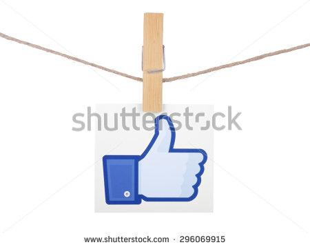 stock-photo-kiev-ukraine-july-popular-social-media-facebook-hanging-on-the-clothesline-isolated-296069915