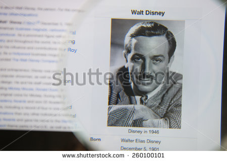 stock-photo-chiangmai-thailand-march-photo-of-wikipedia-article-page-about-walt-disney-on-a-ipad-260100101