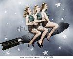 stock-photo-three-women-sitting-on-a-rocket-100977877