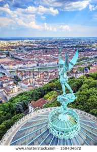 stock-photo-vertical-view-of-lyon-from-the-top-of-notre-dame-de-fourviere-france-159434672