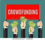 stock-vector-businessmans-hands-a-lot-of-hands-hold-a-placard-and-money-businessmen-giving-a-cache-investing-343901810
