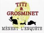 Titi et Grosminet Mènent l'Enquête