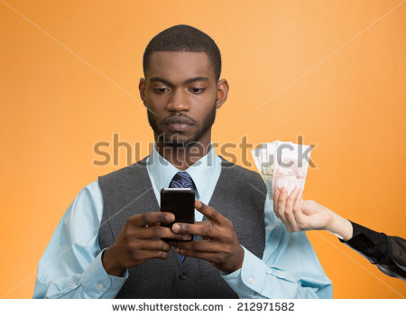 stock-photo-executive-business-man-texting-reading-news-e-mail-on-smart-phone-ignoring-offered-money-cash-212971582