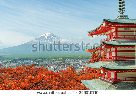 stock-photo-mt-fuji-with-fall-colors-in-japan-299019110