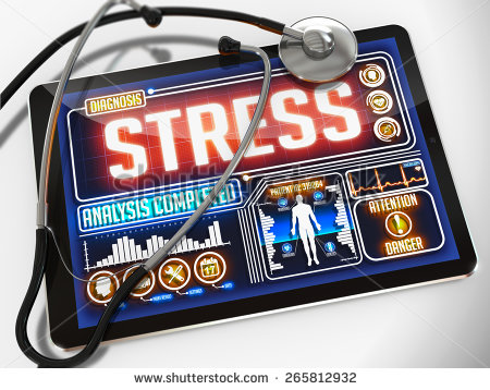 stock-photo-stress-diagnosis-on-the-display-of-medical-tablet-and-a-black-stethoscope-on-white-background-265812932