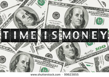 stock-photo-time-is-money-concept-flipping-sign-on-a-money-background-99623855