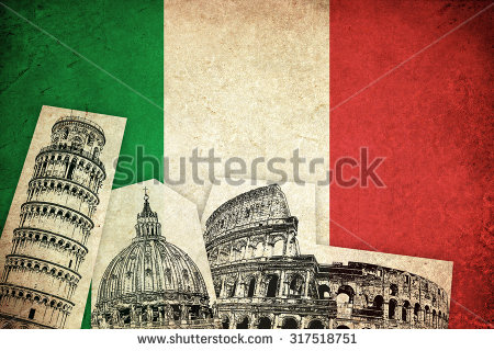 stock-photo-grunge-flag-of-italy-illustration-italian-country-with-monuments-317518751