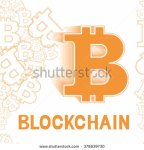 stock-vector-orange-symbol-bitcoin-and-blockchain-on-background-with-symbols-bitcoins-378639730
