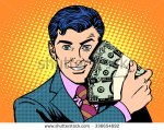 stock-photo-rich-with-wads-of-dollars-the-business-concept-of-financial-success-pop-art-retro-style-336654692