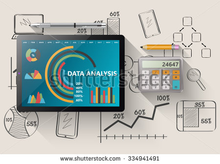 stock-vector-comparing-statistics-in-business-info-graphics-report-charts-334941491