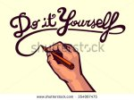 stock-vector-do-it-yourself-vector-writing-hand-holding-marker-and-writing-typographic-art-text-hand-made-354067475