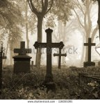 stock-photo-cemetary-in-fog-in-autumn-116055391