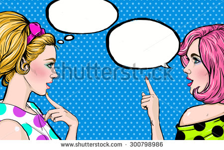 stock-photo-pop-art-girls-with-speech-bubble-party-invitation-birthday-greeting-card-vintage-advertising-300798986.jpg