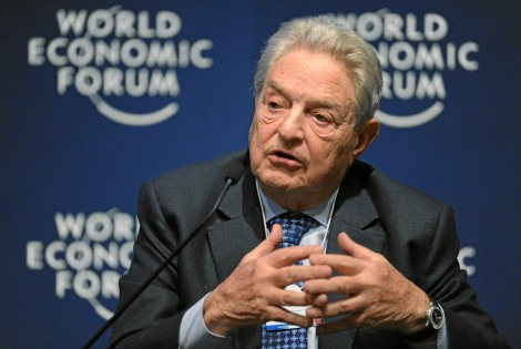 Redesigning the International Monetary System: A Davos Debate: George Soros