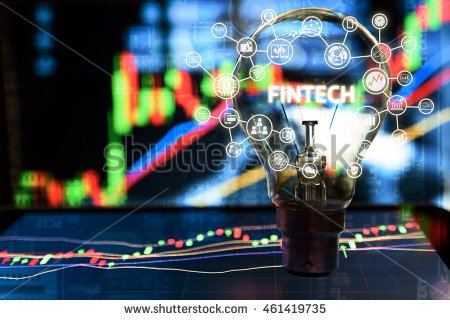 stock-photo-fintech-investment-financial-internet-technology-concept-light-bulb-on-tablet-and-stock-graph-and-461419735