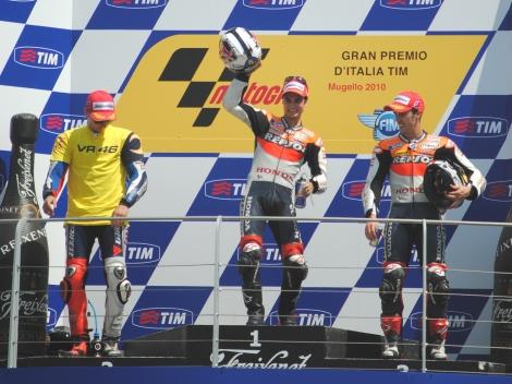 Mugello_MotoGP_podium_2010